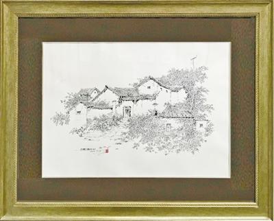 【特稿】兰州钢笔画:式微多年后的复苏