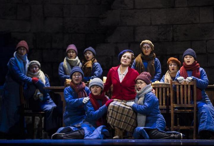 第三届中国歌剧节闭幕