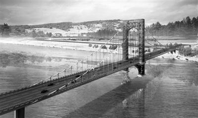 兰州西固区古浪路黄河大桥项目通过黄委会方案审查
