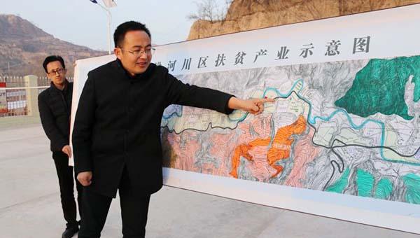 庆阳镇原县:瓜果蔬菜助力群众脱贫致富
