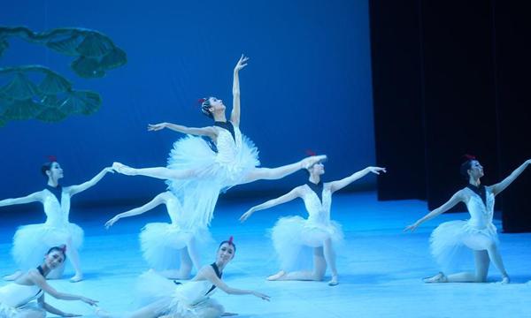第三届中国国际芭蕾演出季闭幕(图)
