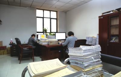 兰州市中级人民法院档案工作考核获优秀等级