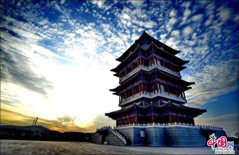 金沙国际娱乐网站:辽宁法库去年接待游客约150万人__彰显特色魅力