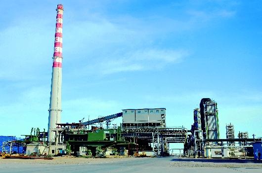 酒泉金源矿业100万吨焦化项目已累计投资7.2亿元(图)
