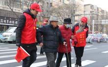 甘肃省委宣传部志愿服务队今日在兰州正式成立(图)