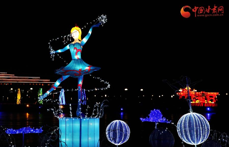 永靖县迎新春大型彩灯节将于今晚举行开展仪式