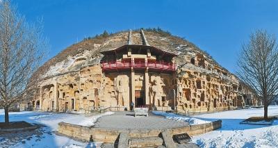 【陇原古迹影像志】全国重点文物保护单位——北石窟寺