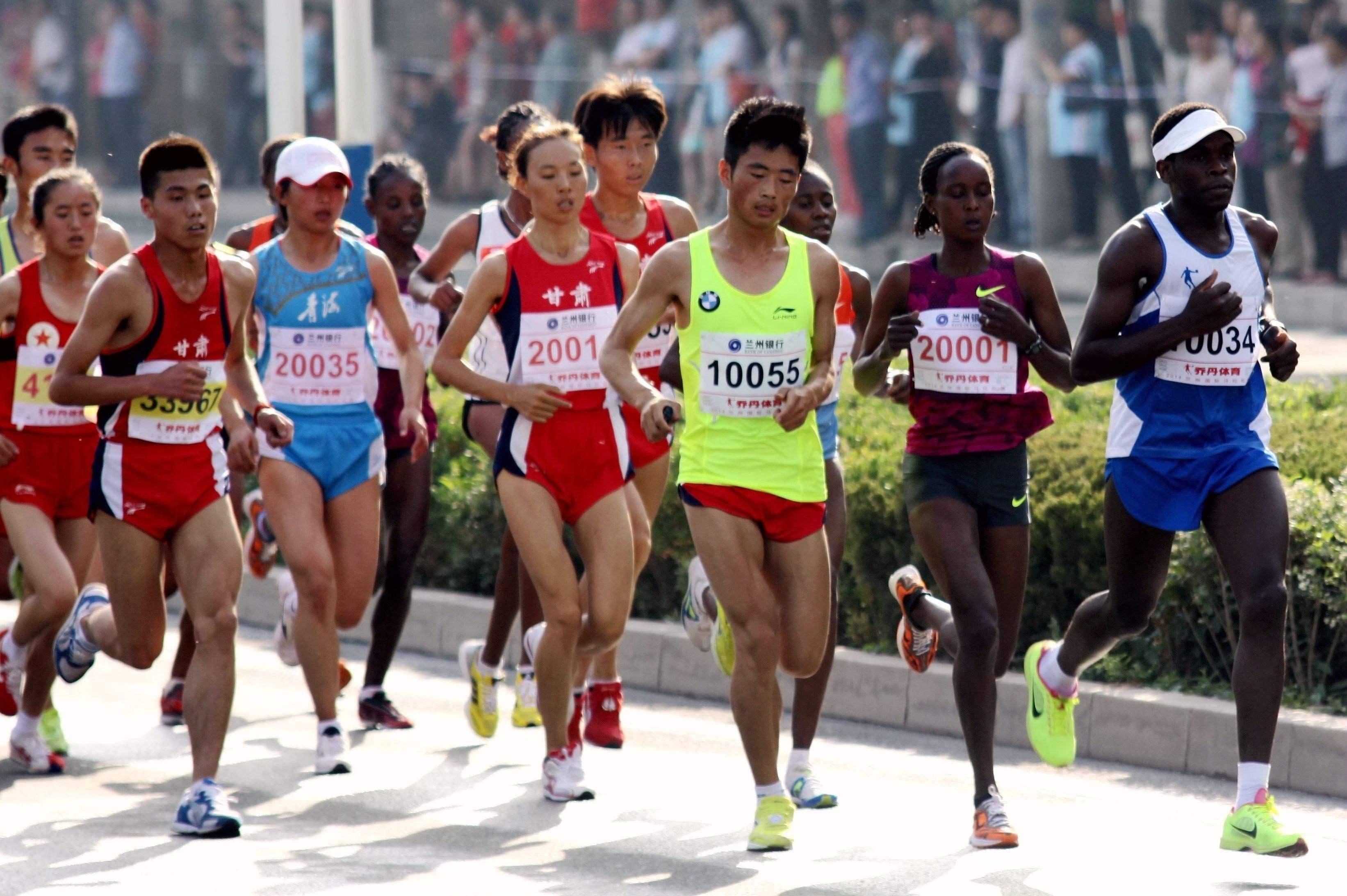 2018兰州国际马拉松赛6月10日开跑