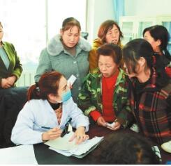 甘肃省深入推进健康扶贫工程纪实