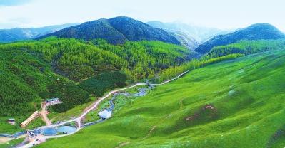 绿水青山就是金山银山——临夏州推进生态保护与建设综述