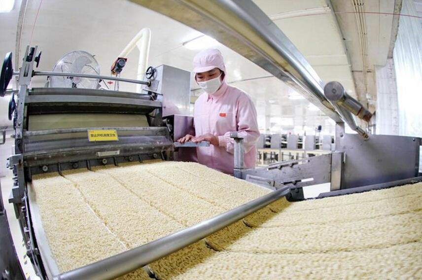 河北隆尧:食品产业激活区域经济