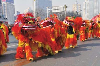 兰州市第十六届春节文化庙会来袭(图)
