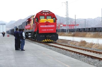 甘肃省全面融入中新互联互通项目南向通道建设 兰州在南向通道运输中优势突显