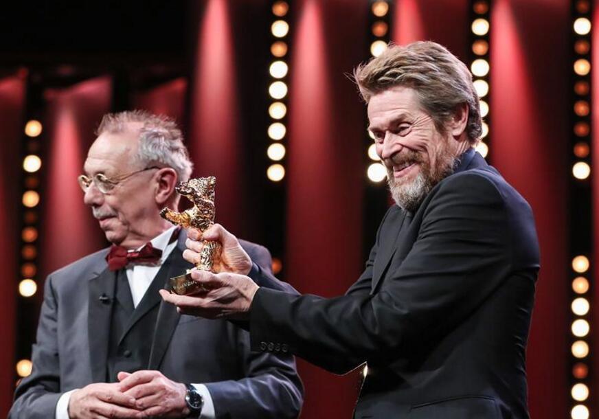 威廉·达福获第68届柏林电影节终身成就奖