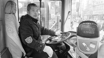兰州公交司机陈录阳的新年愿望:看望年迈的老母亲,全家一起吃顿团圆饭
