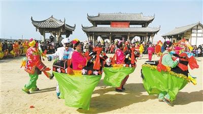 兰州新区晴望川中国民俗文化村有望5月开放