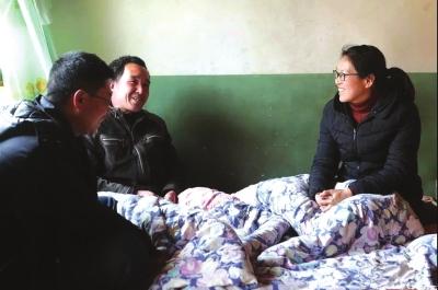 有了总书记的牵挂 天水清水县梁山村村民更有干劲了