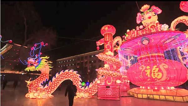 【家国网聚·网络旺年】甘肃2018春节期间各地传统文化展播——走进敦煌