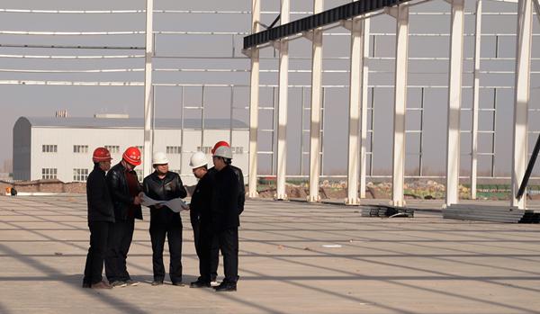 临泽:全力打造通用航空产业园