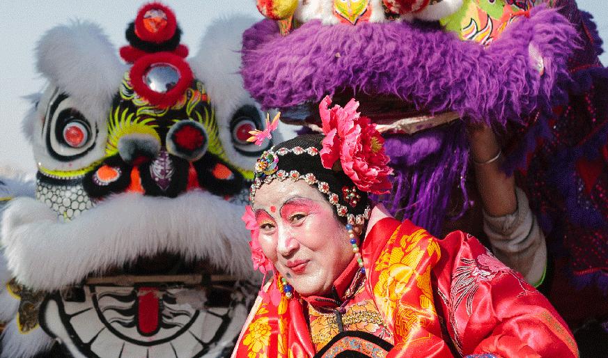 【文化甘肃】西北社火:传承千年的祭拜与守望