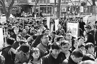 周末甘肃3万余人参与两场招聘会 初步达成就业协议超1.3万份