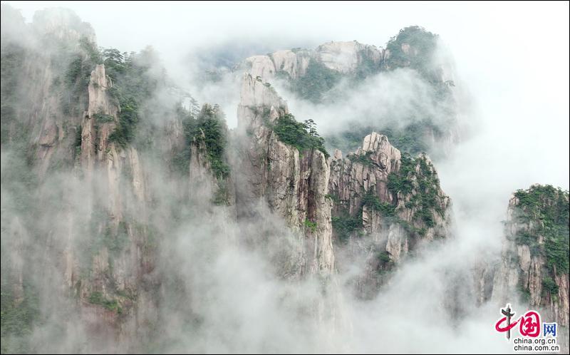 安琥黄山西海大峡谷将于3月15日起恢复开放