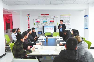 白银平川区开展各类集中辅导培训 打造和谐社区(图)