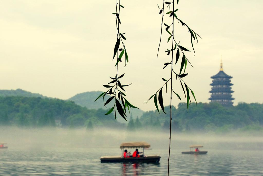 杭州西湖春季旅游旺季期间将启交通限行等措施