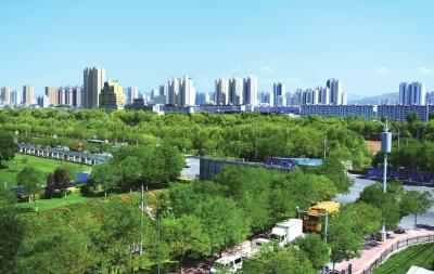 全面贯彻落实习近平新时代中国特色社会主义思想 努力开创兰州城乡生态建设新局面