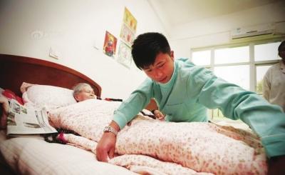2月份甘肃省护工需求量增加 家庭护工收入上涨较快(图)
