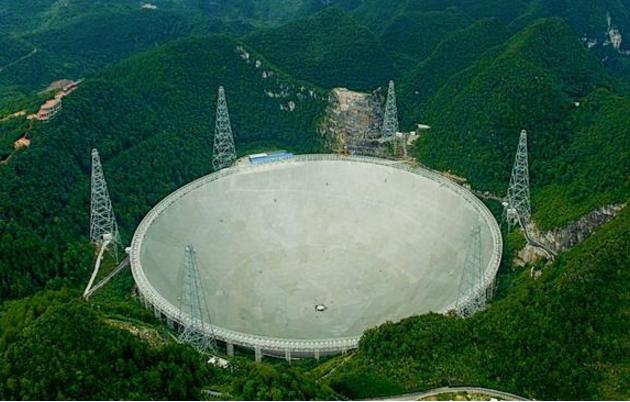 """中国天眼""""已发现11颗新脉冲星"""
