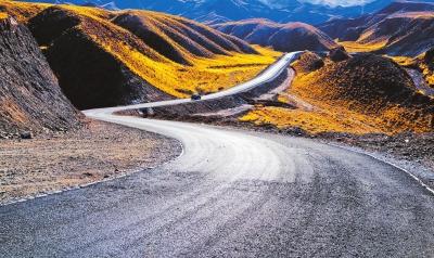 酒泉市阿克塞哈萨克族自治县实施重点交通建设项目30项