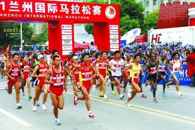 """""""2017最具影响力马拉松赛事排行榜""""百强出炉兰马位居第四"""