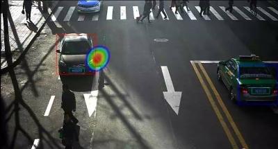 兰州:电子警察有了顺风耳乱鸣笛一个也跑不了(图)