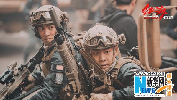 《红海行动》票房破35亿 张译大曝幕后趣事