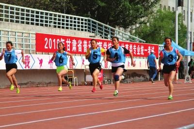甘肃省4460人参加高考体育统考