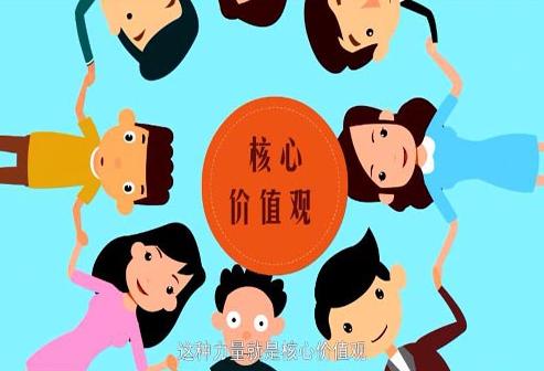 30部社会主义中心代价观动画短片受搀扶