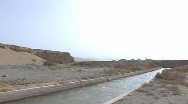 月牙泉恢复补水工程5月投入运行