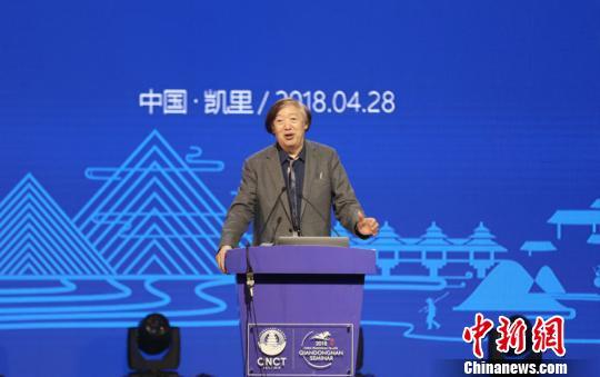 冯骥才:文化遗产不是拿来今天消费而是留给后代