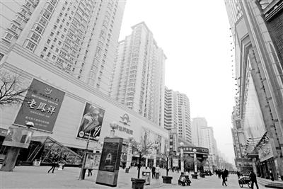 兰州商圈四十年变迁: 从传统百货迈入城市综合体时代