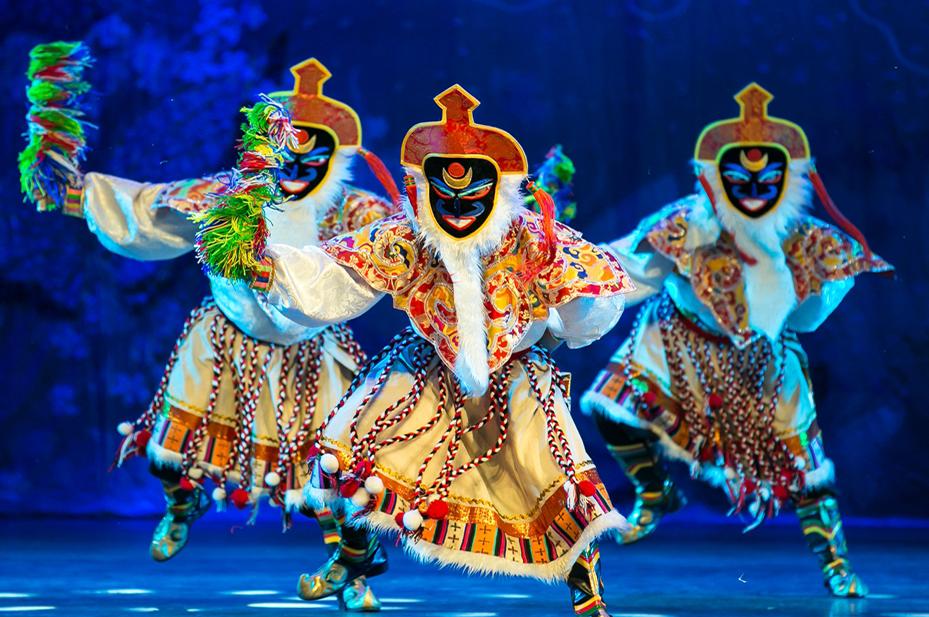 甘肃省民族歌舞团赴美演出节目抢先看