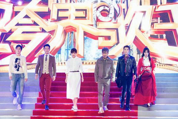 2018《跨界歌王》首播 李亚鹏徐静蕾还原《将爱》经典