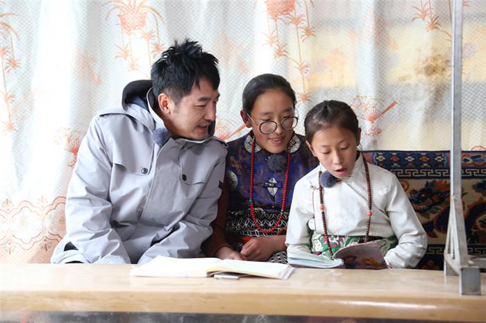 《我们在行动》任贤齐为村民脱贫献良策