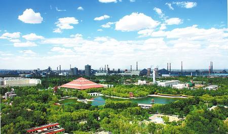 十里钢城展新颜——酒钢集团公司加快绿色发展侧记