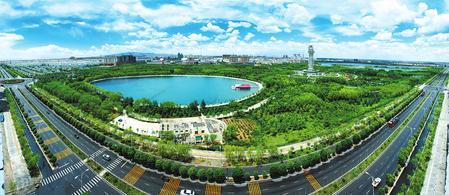 绿色理念描绘城市底色 ——嘉峪关市生态文明建设纪实