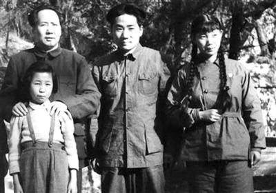毛泽东的家风