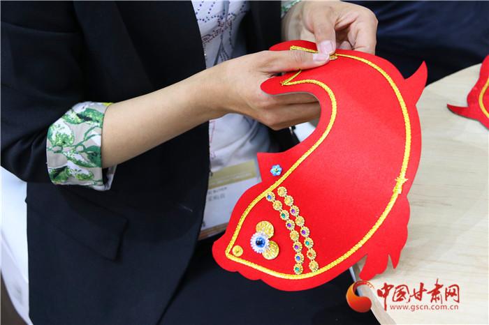 深圳文博看甘肃 ·创业| 文博助力丝绸宫灯照亮美好生活(组图)