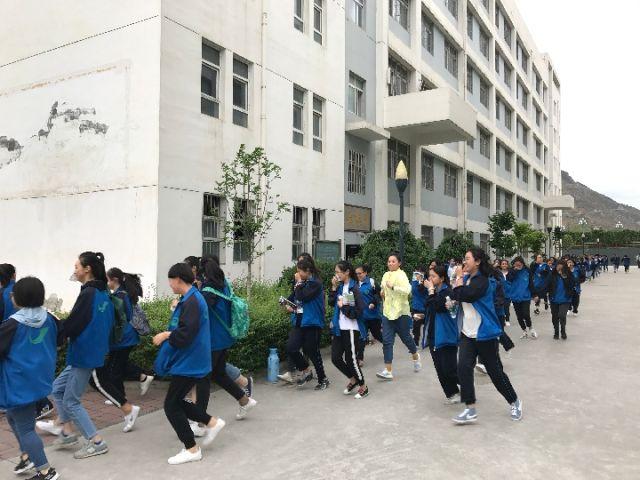 甘肃陇南:学校防灾减灾教育实现常态化