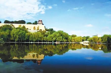 【印象陇原】甘肃湖泊,深藏闺阁的陇上明珠