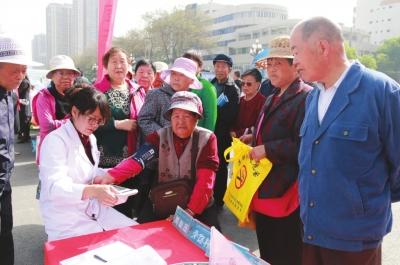 甘肃省举办5·15国际家庭日宣传纪念活动